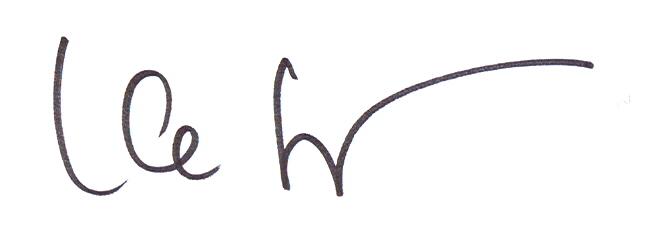 Unterschrift us
