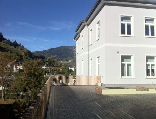 Die Volksschule Landeck-Angedair wurde feierlich eröffnet